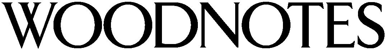 woodnotes logo